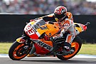Marquez admits hand hurting a lot