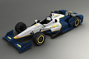 Chevrolet Indy 500 aero kit revealed