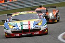 An extremely frustrating day for Ferrari at Spa-Francorchamps