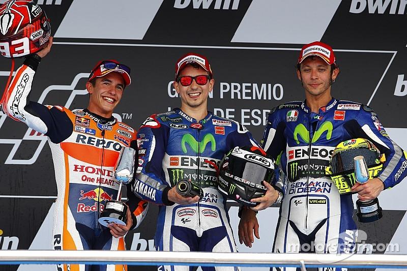 Regresa Jorge Lorenzo a la victoria en Jerez