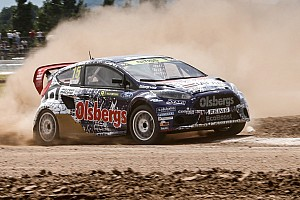 Podium for Olsbergs MSE Ford at World RX Hockenheim