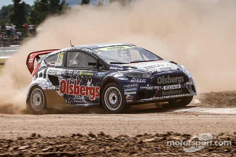 Podium for Olsbergs MSE Ford at World RX Hockenheim