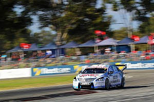 Co-driver options narrowing for Kelly