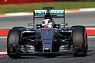 Práctica 2 del Gran Premio de España: Hamilton el más veloz