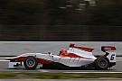 Barcelona GP3: Ocon dominates season opener