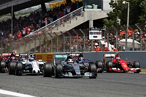 Drivers' and constructors' standings after Spanish GP