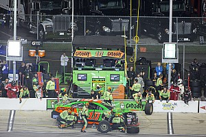 NASCAR Sprint Cup Race report 'Terrible night' for Danica Patrick