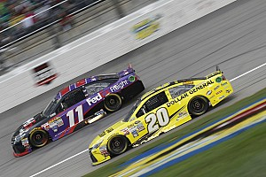 Toyota's Sprint Cup program remains a work in progress