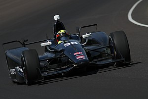 IndyCar Interview Gabby Chaves confident for Indy 500, despite having the odds stacked against BHA