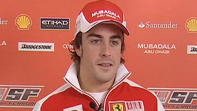 Alonso giura amore eterno alla Ferrari