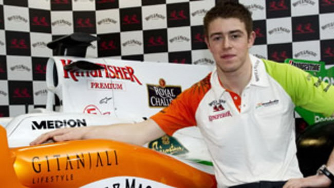 F1: Di Resta è il terzo pilota della Force India