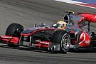 F1: Sepang, Prove Libere 2: Hamilton si conferma l'uomo da battere