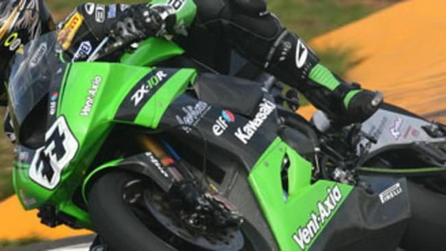 WSBK 2010: Vermeulen crede nel pacchetto Kawasaki