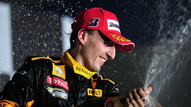 La Ferrari smentisce l'opzione su Kubica