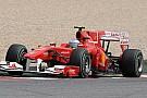 La Ferrari cambia l'F-Duct per la Turchia