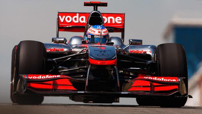 Istanbul, libere 2: Button leader, ma le Red Bull ci sono