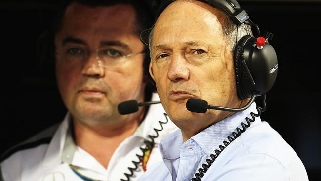 Dennis elogia Vettel: lo vuole in McLaren?