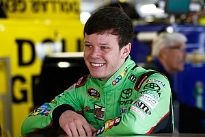 Erik Jones continues to impress at Charlotte