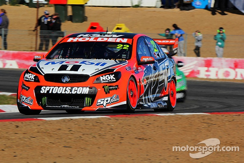 Courtney tops Winton warm-up