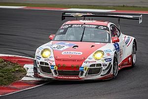 Endurance Reporte de la carrera La lluvia perjudica a Porsche en Nurburgring