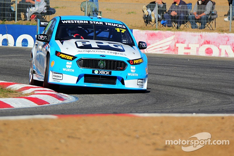 Penske result down to hard work – Pye