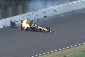 IndyCar Breaking news Hinchcliffe taken to ICU after surgery, in 'stable' condition