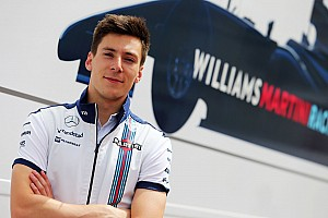 Williams test gives Lynn a boost ahead of Monaco