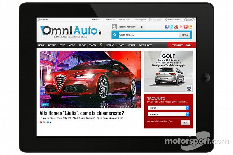 Motorsport.com Acquires Italy's Largest Online Automotive Publishing Company