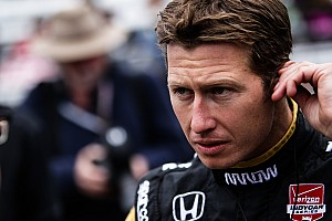 Ryan Briscoe to replace injured Hinchcliffe in Indy 500