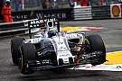 Massa qualified 14th and Bottas 17th for the Monaco GP