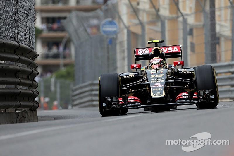 Maldonado largará desde la octava posición