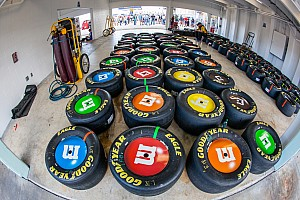 NASCAR Sprint Cup Commentary NASCAR's tire challenge