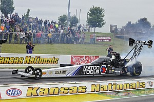 NHRA Preview Top Fuel points leader Antron Brown could pick up milestone victory at the Summernationals