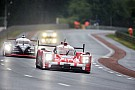 Location check: good test day for the three Porsche 919 Hybrids