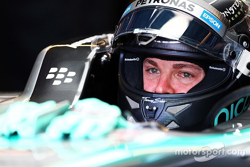 """Rosberg """"just completely lost it"""" in Q3"""
