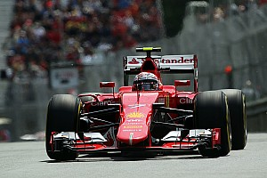 Mixed fortunes for Ferrari today in Montreal