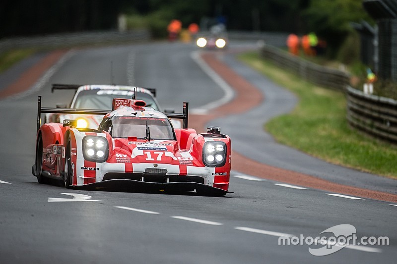 Porsche at 24H of Le Mans and WEC: Marathon for men and machines