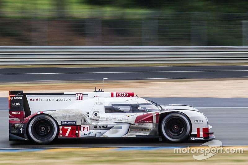 Audi descarta bater Porsche na classificação em Le Mans