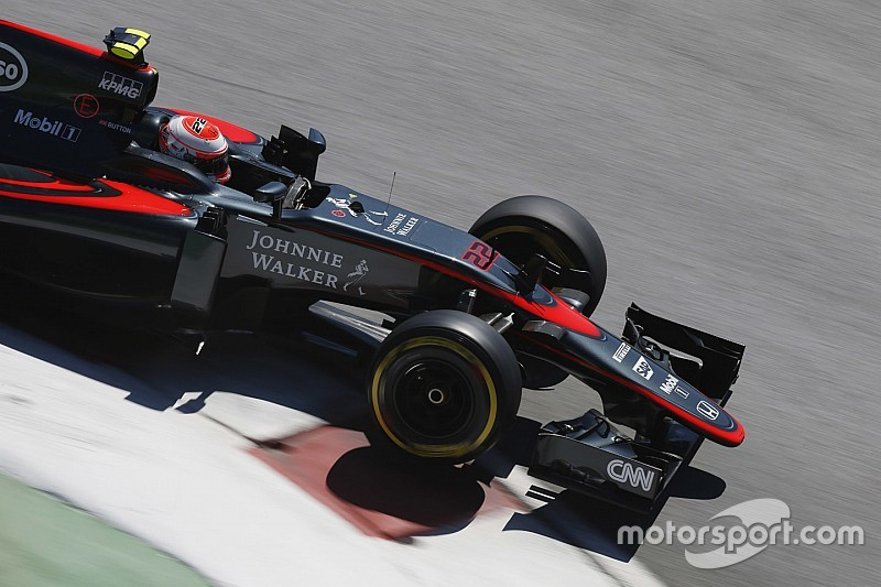 Button pide paciencia para McLaren