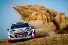 Hyundai Motorsport continues podium push on penultimate day in Sardinia