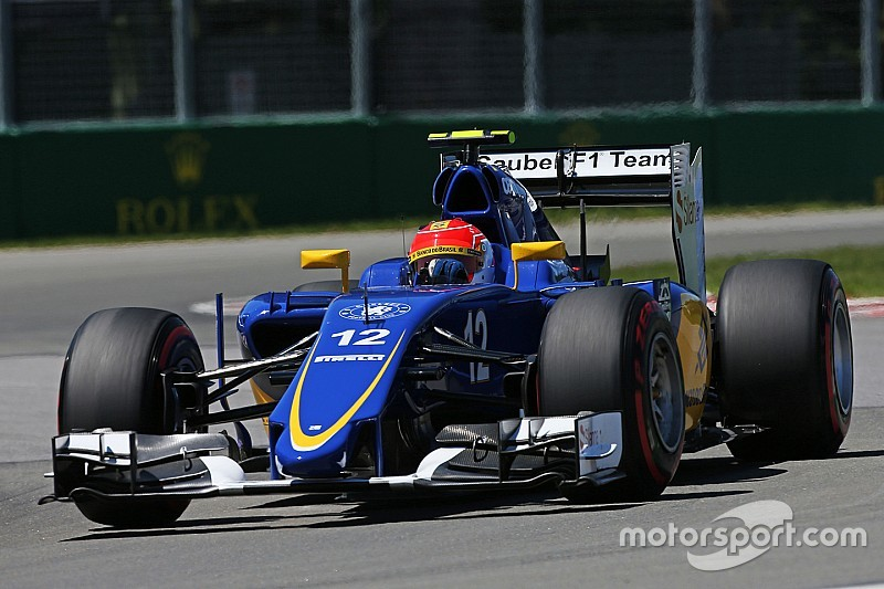 Sauber F1 Team ahead of the Austrian GP, one of its home races