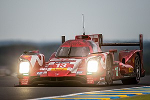 Le Mans Race report Rebellion Racing surpass expectations at 2015 Le Mans 24 Hours