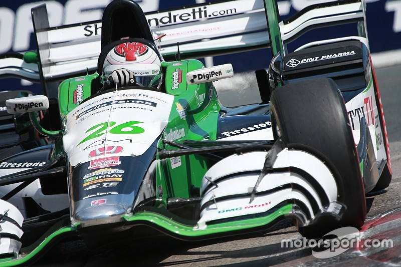 Indycar Awards Chevrolet