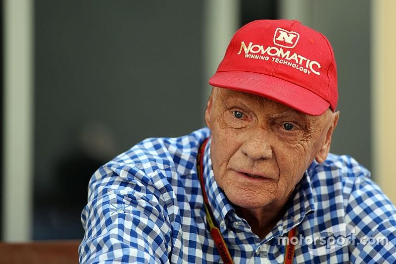 Se termina el tiempo para que la F1 actúe, dice Lauda