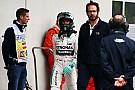 Rosberg diz não saber o que causou sua saída da pista no Q3