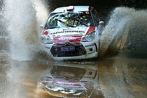 Other rally Race report Eli Evans sweeps both legs in Queensland