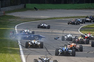F3 Europe Breaking news German F3 body blames FIA for spate of big crashes