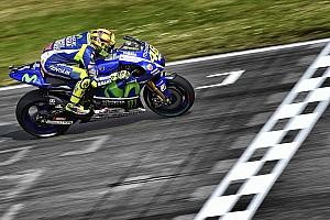 Assen MotoGP: Rossi leads Yamaha 1-2 in third practice