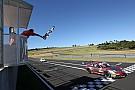 Gini venció en la Porsche GT3 Challenge de Brasil
