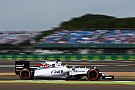 Williams aqueja falta de rendimiento